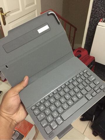 keyboard case logitech for ipad mini