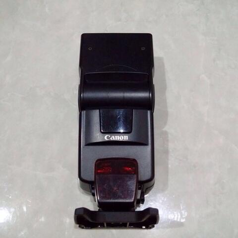[CAKIM] WTS Flash Canon 550EX mulus
