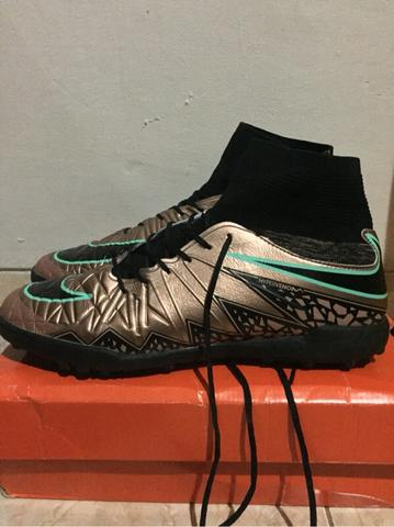 Nike Hypervenom x Proximo Bronze TF