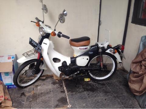 pispot c70 c50 termurah Honda
