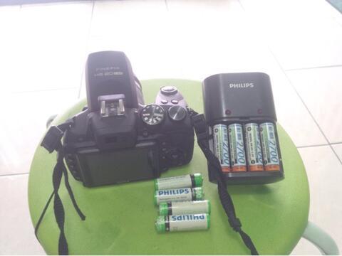 kamera fujifilm HS 20exr