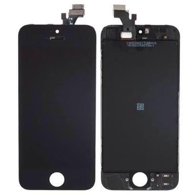 WTB LCD iPhone 5 Black Ori