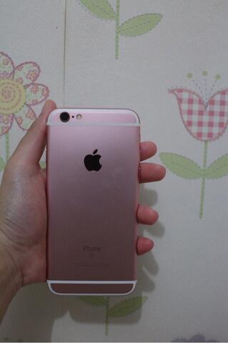 di jual iphone 6s rosegold 64gb garansi sampai 10oktober2016