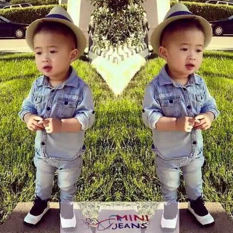 Boy 1469 Mini Jeans