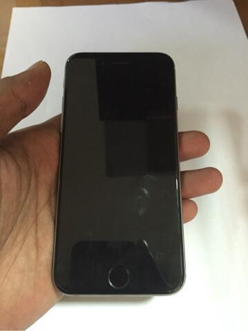 iphone 6 64gb grey Fulset + bonus case
