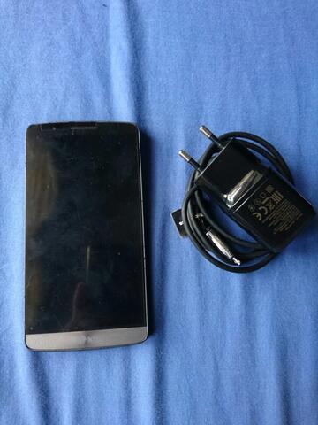LG g3 2gb / 16gb D855 Titanium Black Hitam