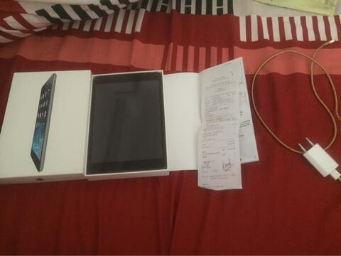 wts jual ipad mini 1 cell wifi 16gb 3g 2nd cod jakarta only