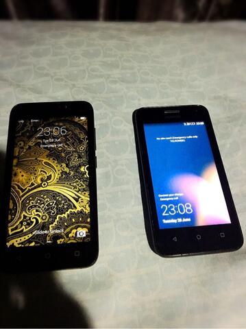 WTS / Jual Cepat HP Android Huawei Y3 dan Y5 / Honor Bee Batik Edition Second Murah