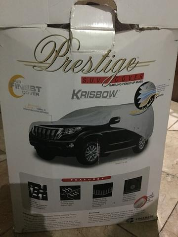 Sarung Cover Mobil Krisbow Prestige ex Fortuner Pajero not thule whale