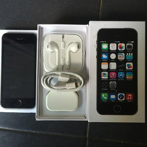 Iphone 5S Grey 16Gb Mulus Murah