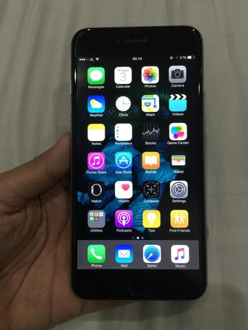 Apple iPhone 6 Plus 64GB - Space Grey - Second