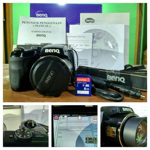 Prosumer murah Benq GH600