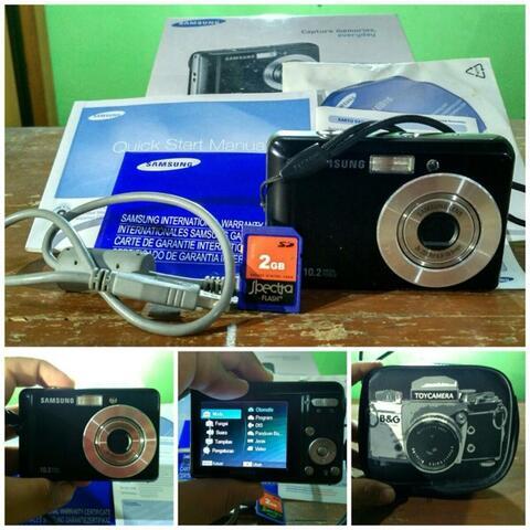 Kamera Digital Murah Samsung ES15