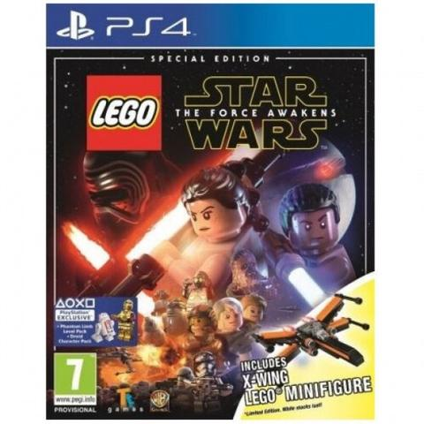 PS4 LEGO STAR WARS : THE FORCE AWAKENS SPECIAL EDITION Reg 2