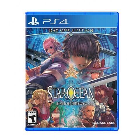PS4 STAR OCEAN: INTEGRITY AND FAITHLESSNESS Reg 2