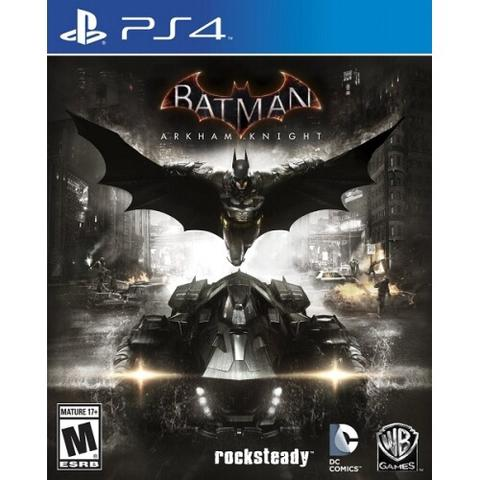 PS4 BATMAN: ARKHAM KNIGHT Reg 3