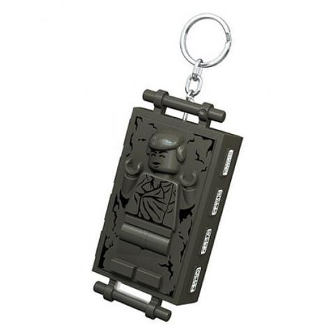 TOYS LEGO STAR WARS HAN SOLO IN CARBONITE KEY LIGHT