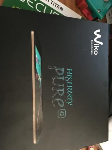 wts wiko highway pure 4G BNIB
