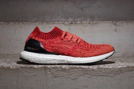 Ultraboost Uncaged Red! (Rare! Not Nmd/Yeezy)