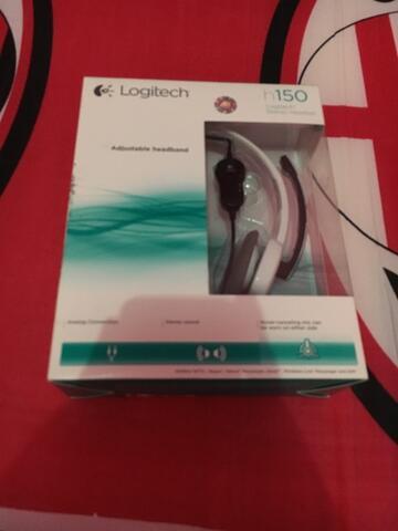 headset logitech h150