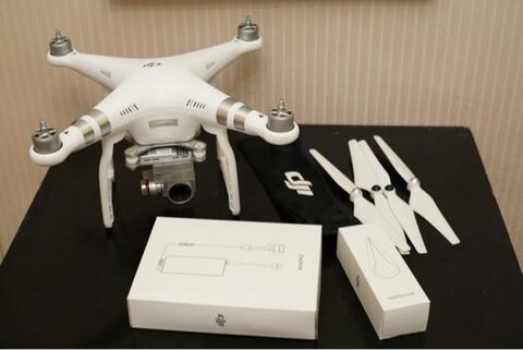 Drone DJI Phantom 3 Advance LIKE NEW cc 21 Fulset (Solo/Jogja/rekber) @MurahGila.com
