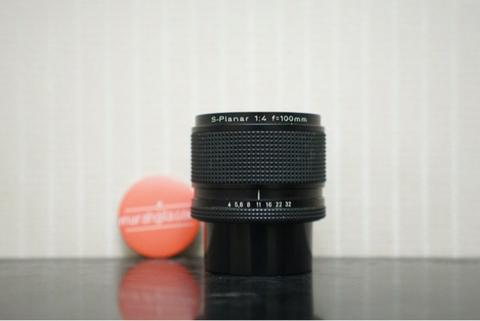 COLLECTOR ITEM !!! CARL ZEISS 100mm f/4 MACRO S-PLANAR GERMANY @MurahGila.com