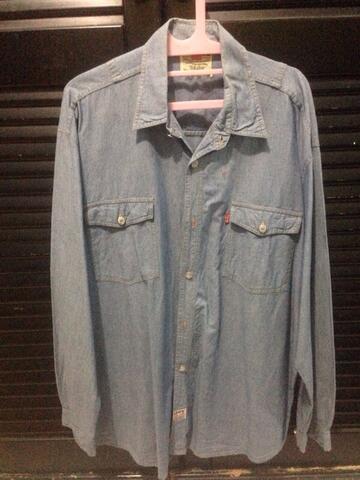 Jaket/Kemeja jeans - denim LEVI'S