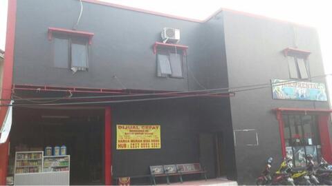 Dijual rumah / ruko cocok untuk usaha