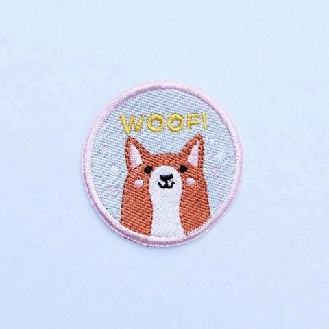 Patch Woof