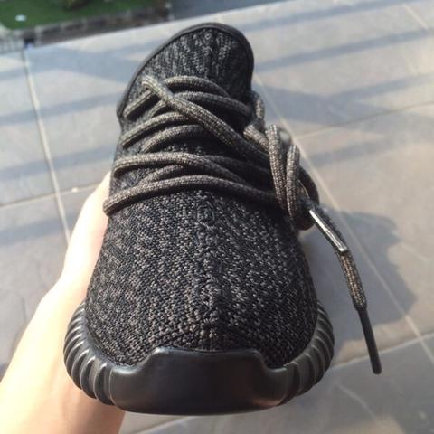 Yeezy Boost Pirate Black Unauthorize