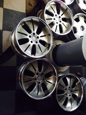 SSR Felini 18x8,5-9,5