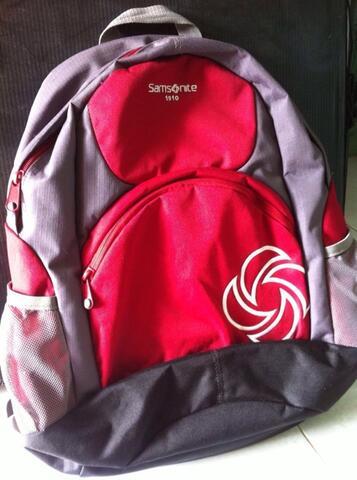 Tas Samsonet Backpack