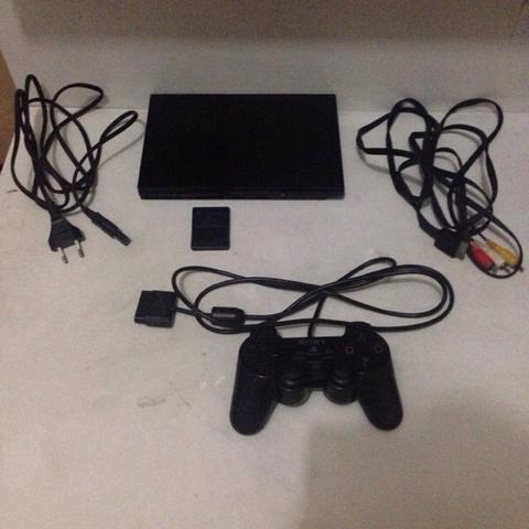 PS2 SLIM OPTIK BEKAS MULUS