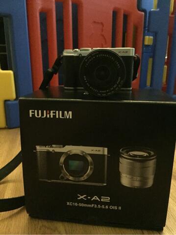 Fujifilm X-A2 / xa 2 / xa2 , murah dan mulusss