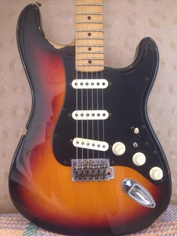 fender stratocaster mexico 2004 upgrade pickup + bonus pickup