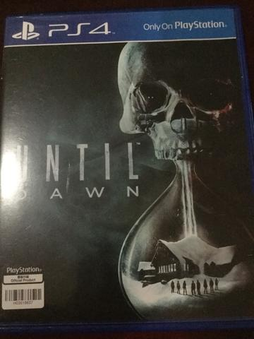 BD Until Dawn PS4