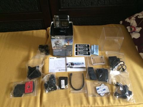 dijual brica Bpro 5 alpha hd action camera + bonus