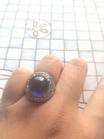 Batu Blue Sapphire Murah Bagus