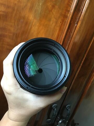 lensa sony 85 mm f 1.4 gm