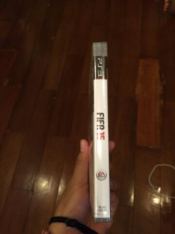 Fifa 15 ps3 original masih baru!! jual rugi