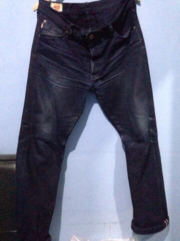 Jeans Atemporal/Atemporalco Selvedge Denim MURAH (sage,aye,pmp,nudie,elhaus,levis.)
