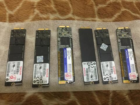 SSD M2 copotan laptop 128Gb dan 256Gb