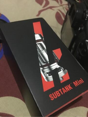 subtank mini v3 RDTA/RBA/RDA