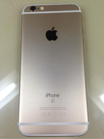 iPhone 6S 64GB Gold Mulussss+Garansi+Fullset COD Surabaya