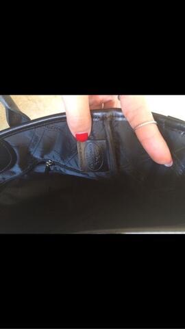 tas Longchamp 100% kulit ori