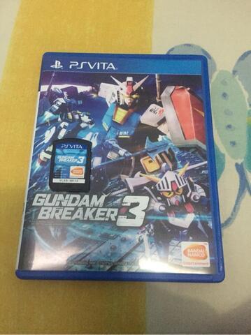 WTS Gundam Breaker 3 Eng