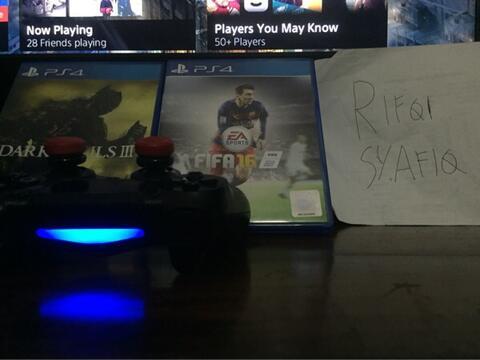 WTS BD PS4 Dark Souls 3