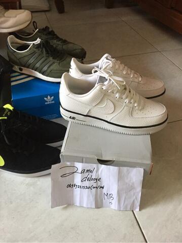 Nike, Adidas, NewBalance all original