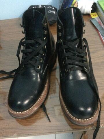 sepatu boots shoes ortodoux