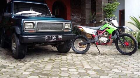 Terjual Dijual Mobil Feroza 1994 Murah Bandung Jatinangor Kaskus